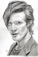 Matt Smith by EmilyHitchcock