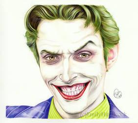 Harley's Joker by EmilyHitchcock