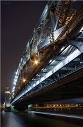 Peter the Great Bridge by YuppiDu