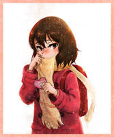 Valentine Day Kayo Hinazuki by Ioruko