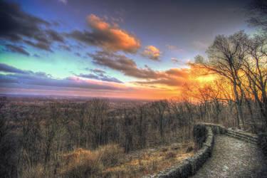 Sunset Trail by SharpPhotoStudio