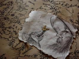 Gandalf by alatarielarfeiniel