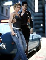 Nikita - Good Cop , Bad Cop by Hubby72