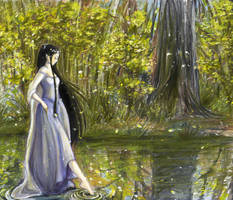 Luthien by AniHime