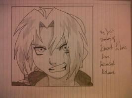 Edward Elric by animeluvralwayz2013