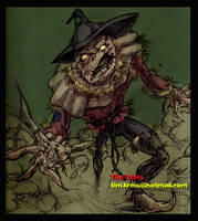 ScareCrow by EvilHayato