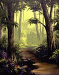 Follow the Path by artsyone39
