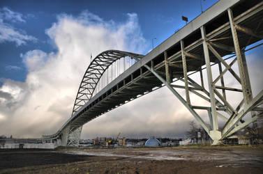 Bridges of Portland, No. 3 by LarryFancher