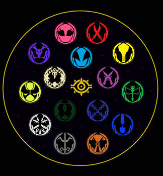 15 Eyecons Icon by Wolf-Rizer
