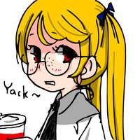 Yack chan by sesamecake
