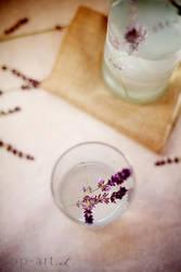 lavender lemonade by topinka