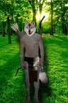 Werewolf hunter by Awsassin