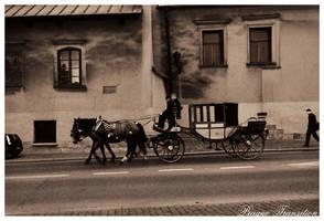 Prague Transition by Olga-Zervou