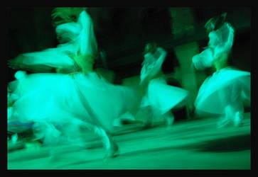 Suffi dance by Olga-Zervou