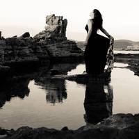 My Mind's Island by Olga-Zervou