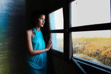 Lost in the Blues by Olga-Zervou