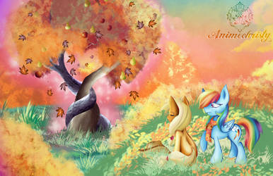 4 Seasons: Autumn by Animechristy