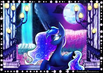 Lunas Lavender Dream by Animechristy