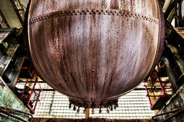 Big Sphere by I-Andrew