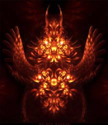 Aeires Reborn by JLarenART