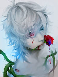 The Flower of Lies by keerou