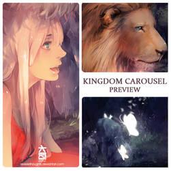 Kingdom Carousel Preview by keerou