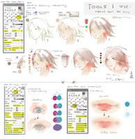 SAI: Tools I use + Settings + a bit tutorial by keerou