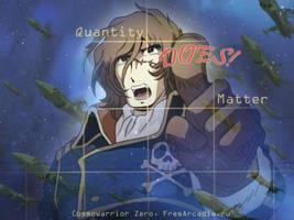 Quantity Does Matter Harlock by Mizukami999
