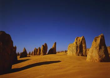 Desert Stock by intano-stock