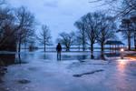 April Floods by JamesHackland