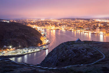 St. John's Nights by JamesHackland