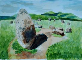 Castlerigg Stone Circle by davepuls