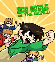 [P.A.] Edd Gould vs. The World by ew-a