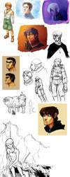 Sketchdump 2 by Penril