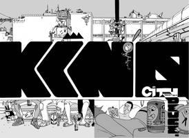 comic book capital by royalboiler