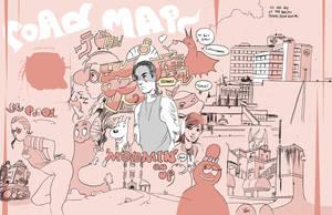 road map by royalboiler