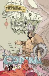 CONAN by royalboiler