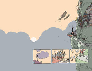 upside dawn by royalboiler
