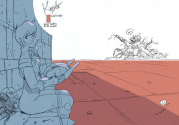 Knightwatcher by royalboiler