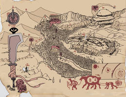 Prophet map by royalboiler