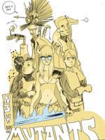 new mutants by royalboiler