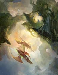 Korabli by SnowSkadi