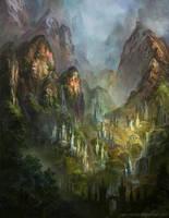 Xinda Lai by SnowSkadi