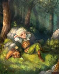 Little elf by SnowSkadi