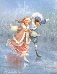 Prince and Princess by SnowSkadi