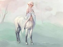 Centaur 2 by SnowSkadi
