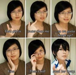 #Breakupselfie Meme by TheGrandTrashKing