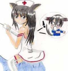 do u need a nurse? lol by JaneSweet