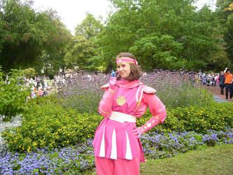 MMPR: Kim- the pink Ninjetti by Kakashi25190