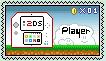 Nintendo 2DS stamp by Maaaandel